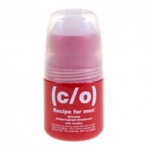 C/O Recipe For Men Extreme Antiperspirant Deodorant 60ml