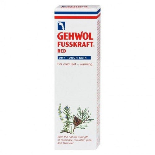 Gehwol Fusskraft Red Rich For Dry Skin 75ml