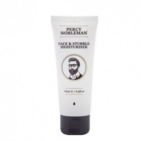 Percy Nobleman Face & Stubble Moisturiser 75ml
