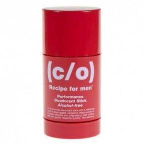 C/O Recipe For Men Performance Deodorant Stick 75ml